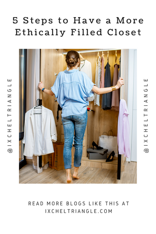 Ways to Fill Your Closet with Ethical Clothes