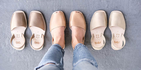 Ethical Products We Love Avarcas USA Pons Shoes