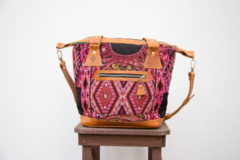 Ethically Made Handwoven Bag for the Fashion Lover