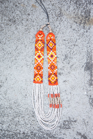 Woven Solola Necklace 6