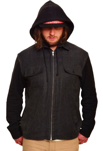 Angkor Denim Hemp Jacket