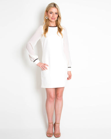 Camilyn Beth Bonnie Dress Ivory