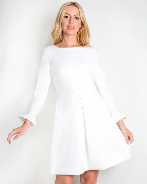 Camilyn Beth Mable Dress in Ivory -Size 6