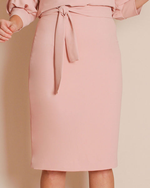Camilyn Beth Suzanne Skirt in Rose