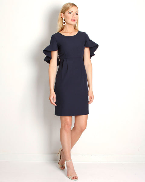 Camilyn Beth Wilma Dress in Navy