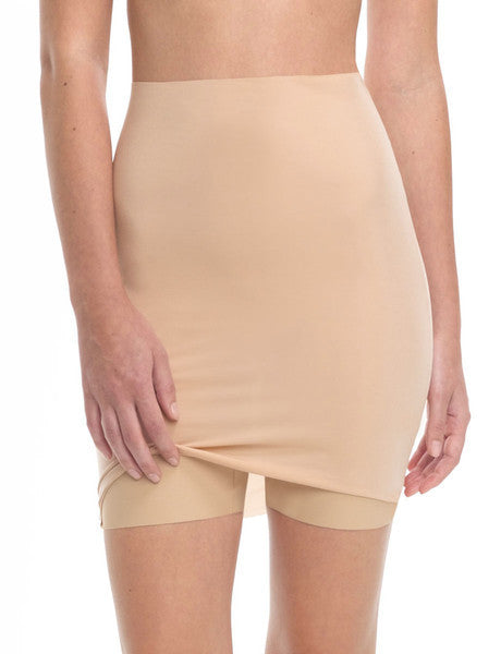 Commando Classic Control Skort in True Nude from Rachel's Grove