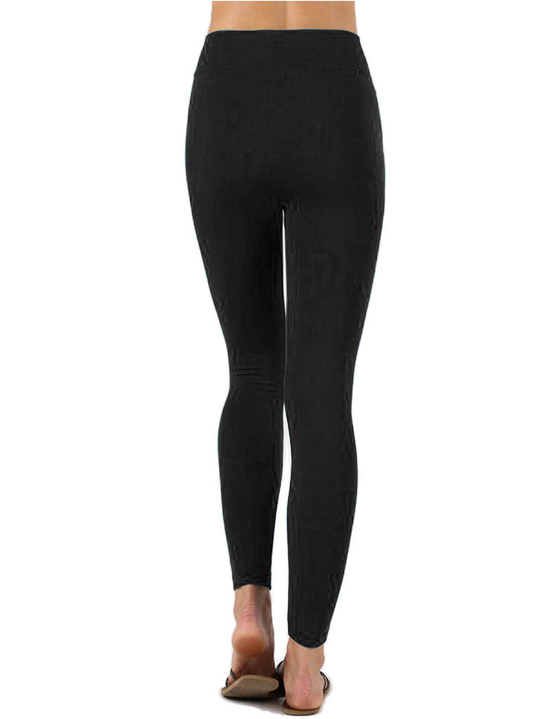 Womens Premium Seemless Leggings with High Waist (Multi Colors)