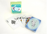 Ballet Theme CATS Playing Cards - Farina Bodywear
