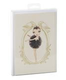 Boxed Greeting Card Set - Ballet Papier Collection - Farina Bodywear