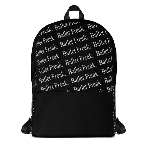 Ballet Freak Dancer Backpack - Farina Bodywear
