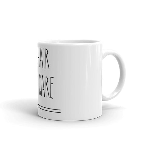 Bun Hair Don't Care Mug - Farina Bodywear