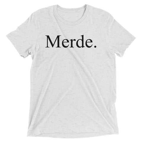 Men's Merde Short sleeve t-shirt - Farina Bodywear