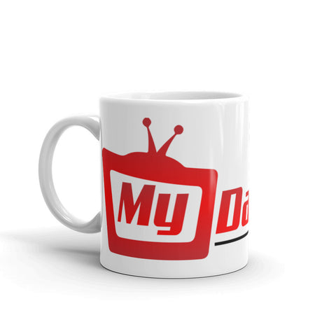 My Dance Tv Mug - Farina Bodywear