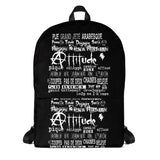 Punkerina Attitude Dancer Backpack - Farina Bodywear
