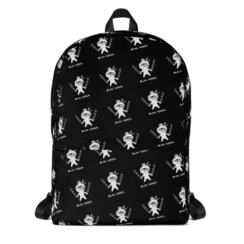 Bun Ninja Dancers Backpack - Farina Bodywear