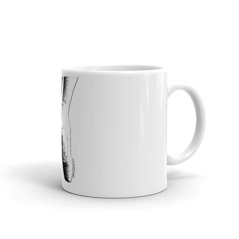 Pointe Shoe Mug - Farina Bodywear