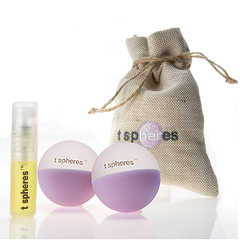 Aromatherapy Balls - Relief for Tired Dance Feet/Muscles - Farina Bodywear