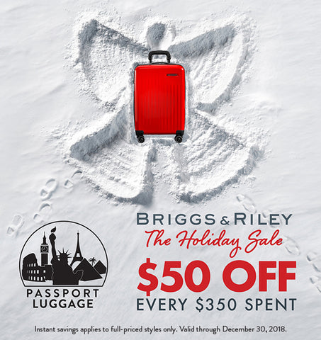 Briggs & Riley Holiday Sale