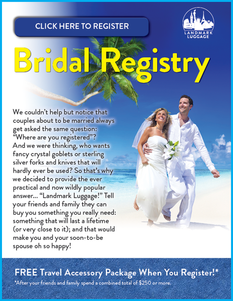 Bridal Registry Information