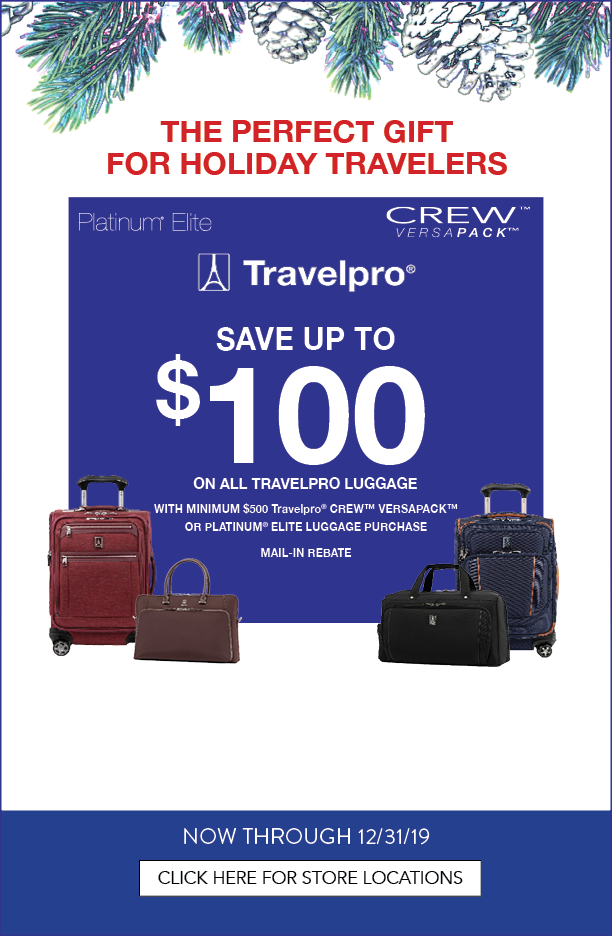The Perfect Gift Travelpro