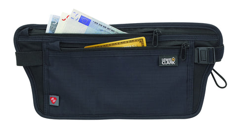 LCI Brands Lewis N. Clark RFID-Blocking Waist Stash