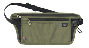 LCI Brands Lewis N. Clark RFID-Blocking Luxe Waist Stash
