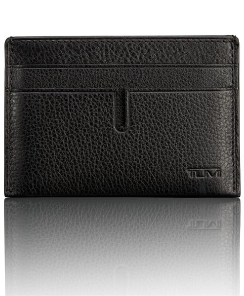 Tumi Nassau RFID Money Clip Card Case
