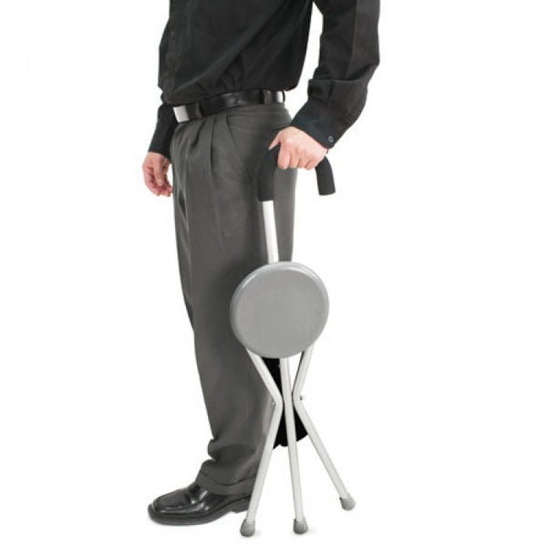 Travelon Seat and Walking Cane in One