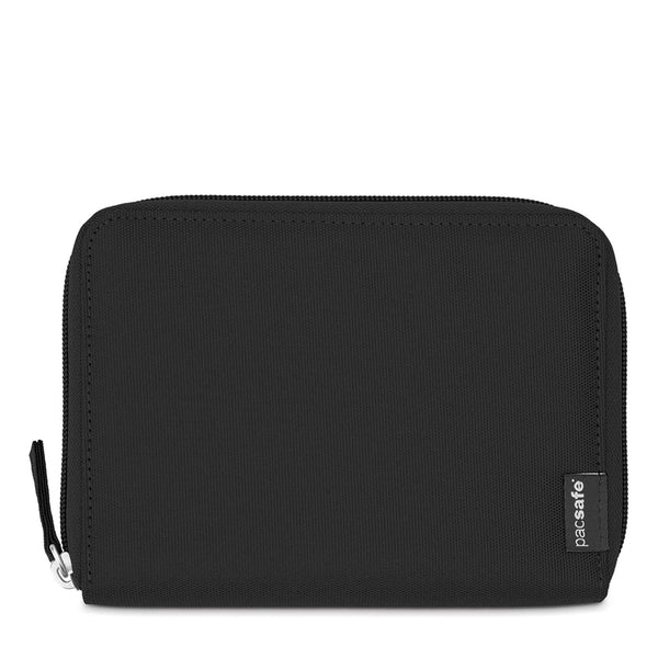 RFIDSAFE LX150 RFID BLOCKING ZIPPERED PASSPORT WALLET