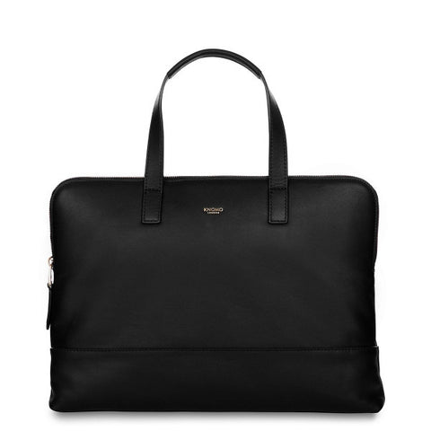 Knomo Reeves Leather Slim Brief