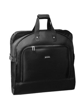 "WallyBags 45"" Mid Length Framed Garment Bag"