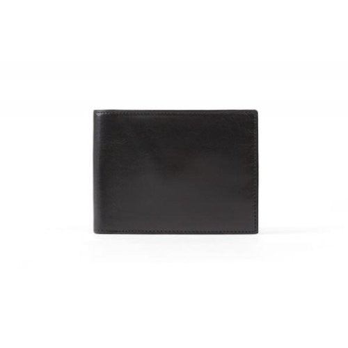 Bosca Old Leather RFID Exec ID Wallet