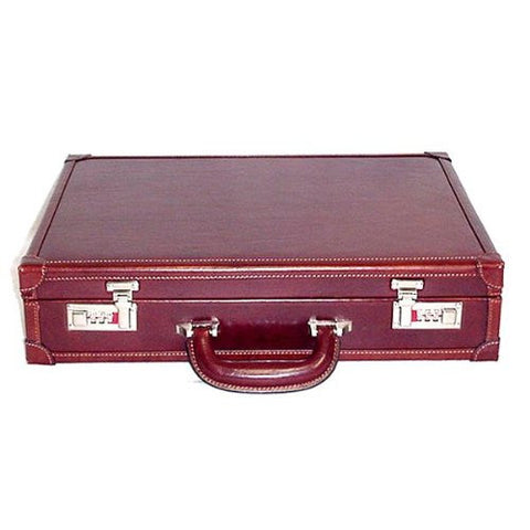 "Passage-2 4"" Bound Edge Attache"