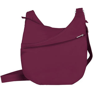 Travelon Anti-Theft Classic Light Drape Front Shoulder Bag