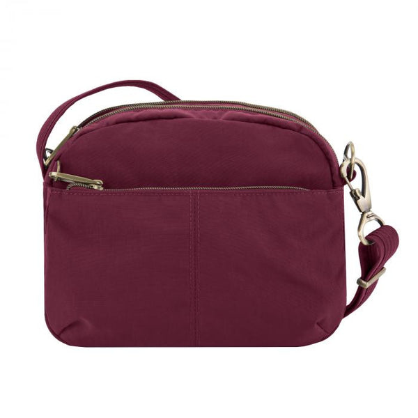 Travelon Anti-Theft Signature East/West Shoulder Bag