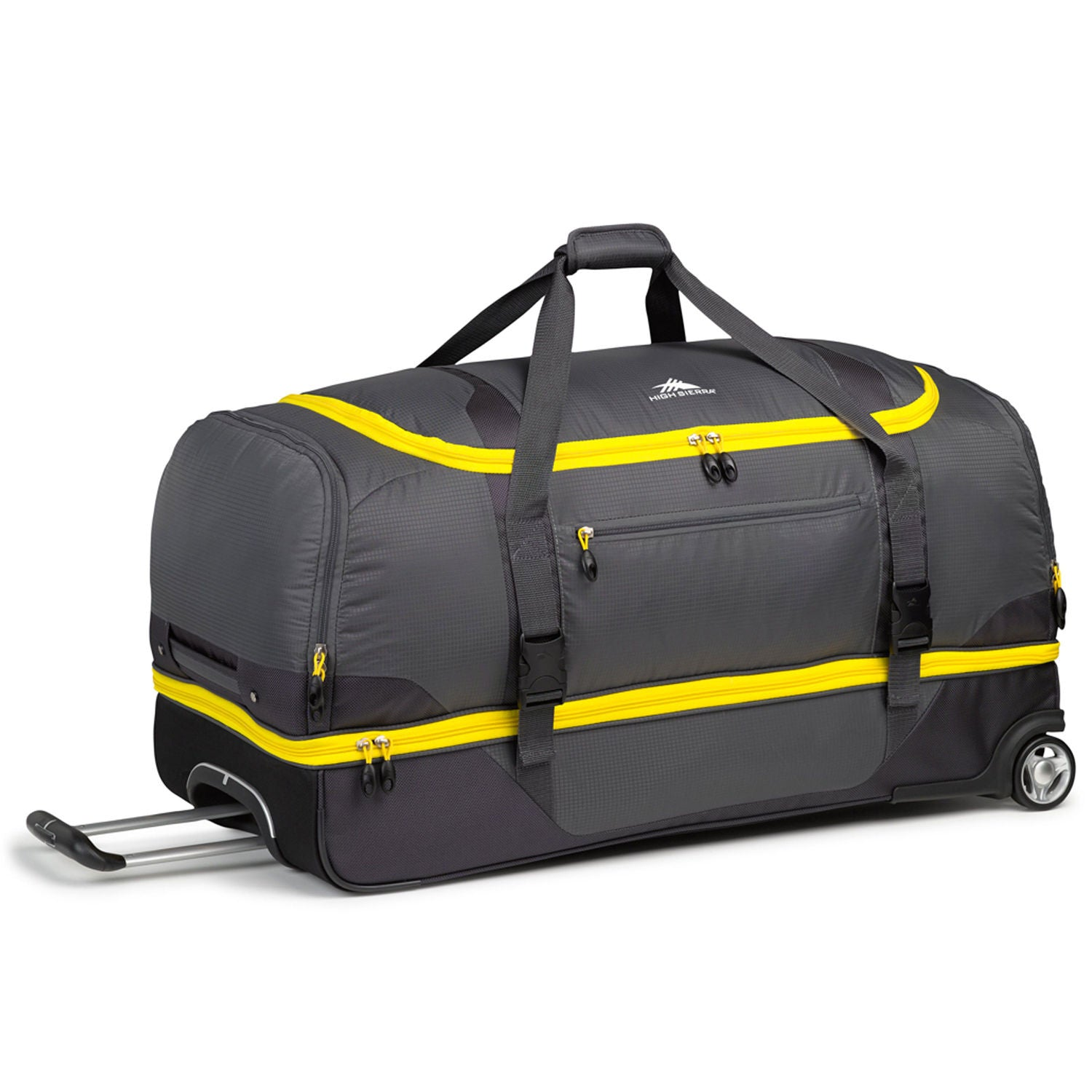 "High Sierra Sportour 34"" Drop-Bottom Wheeled Duffel"