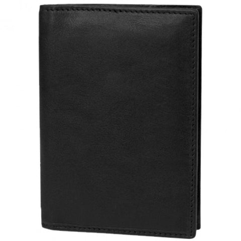 Travelon SafeID® Leather Classic Passport Case