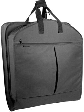 "WallyBags 52"" Dress Length Garment Bag with Pockets"
