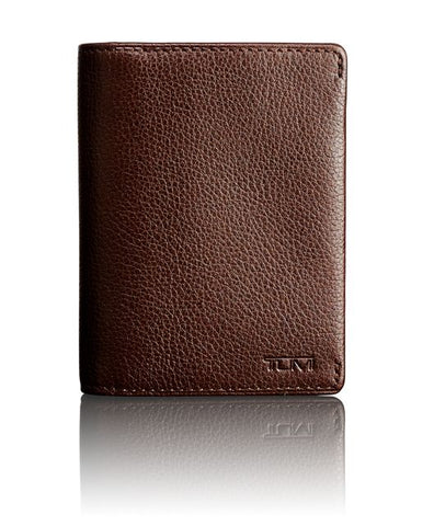 Tumi RFID Gusseted Card Case