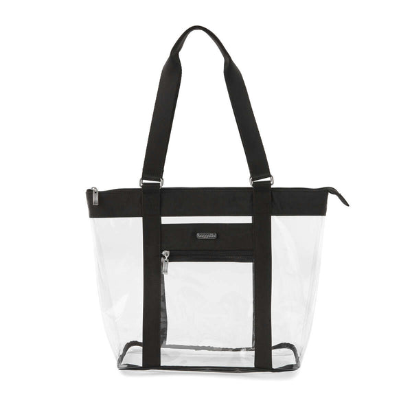 Baggallini Clear Stadium and Event Compliant Tote
