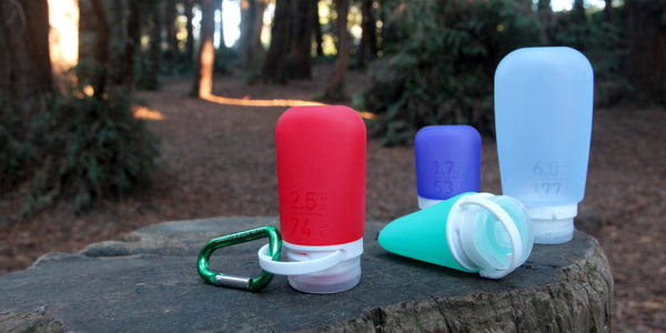 humangear GoToobs - packable liquids containers