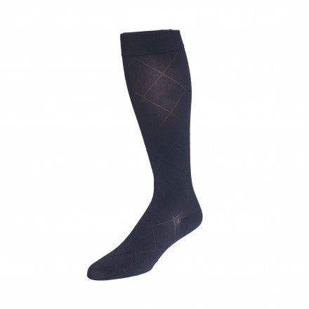 Rejuva Opaque Diamond RejuvaKneeHigh Socks
