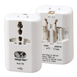 PA4 Universal Travel Adaptor –  with USB Cable Connection