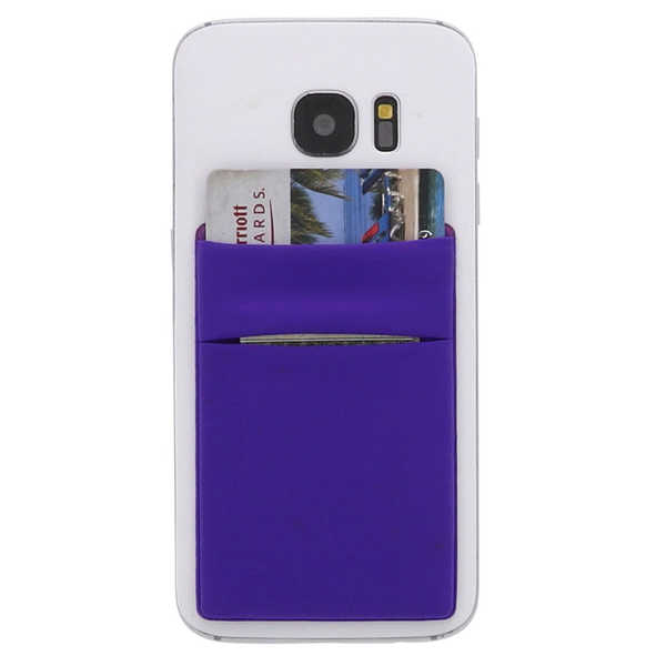 LCI RFID-Blocking Adhesive Phone Wallet