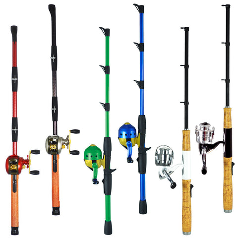 Ultimate Fishing Pole Lighter Bundle