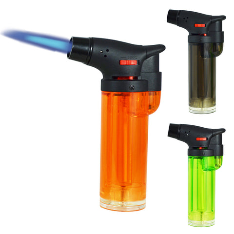 Jet Flame Maxi Torch 3 Pack (1 of each color)