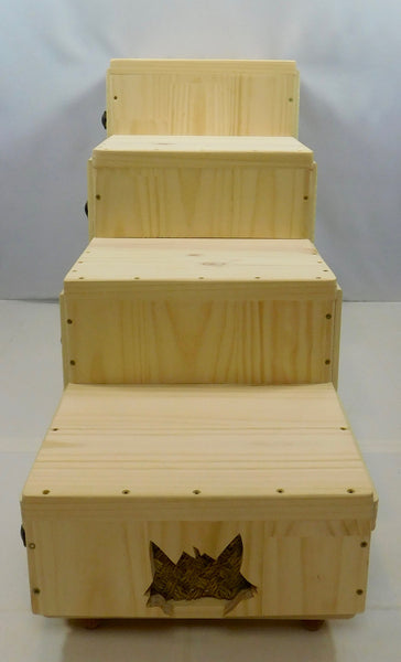 Kool Kitty and Kool Doggie Pet Stairs (Heavy Duty)
