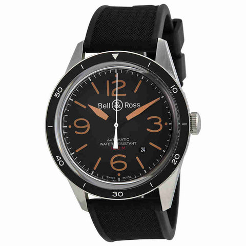 Bell and Ross Vintage Sport Automatic Mens Watch RBRV123-ST-HER-SRB