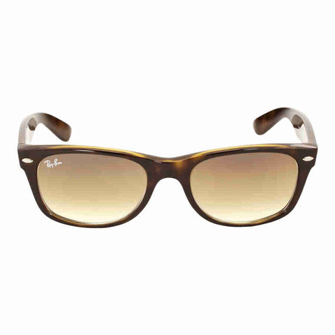 da17e27a223 Ray Ban New Wayfarer Classic Light Brown Gradient Sunglasses RB2132 710 51  52-18