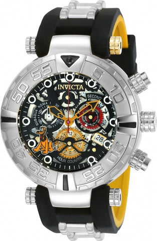 Invicta Disney Limited Edition Chronograph Mens Watch 24517